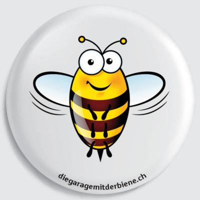 flückiger - diegaragemitderbiene.ch - Das ist Biene Sami, der Innovative