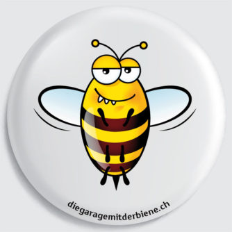 flückiger - diegaragemitderbiene.ch - Das ist Biene Willi, der Unermüdliche